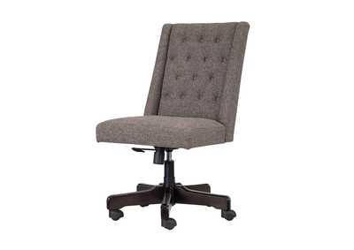 Image for Office Chair Program Graphite Home Office Swivel Desk Chair