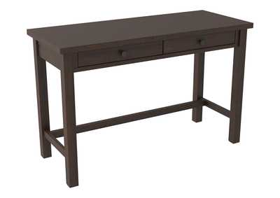 "Camiburg Warm Brown 47"" Home Office Desk"