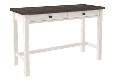 "Dorrinson Two-Tone 47"" Home Office Desk"