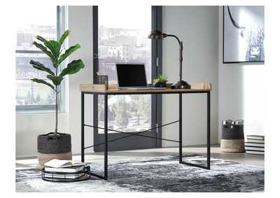 "Gerdanet Brown 43"" Home Office Desk"