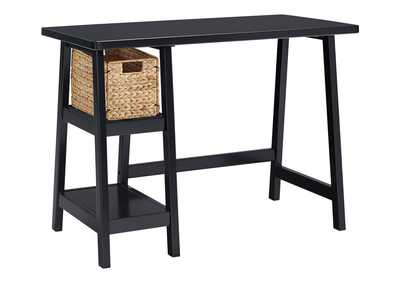 Image for Mirimyn Black Home Office Small Desk