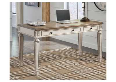 "Realyn Brown 60"" Home Office Desk"