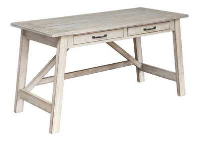 "Image for Carynhurst Whitewash 60"" Office Desk"