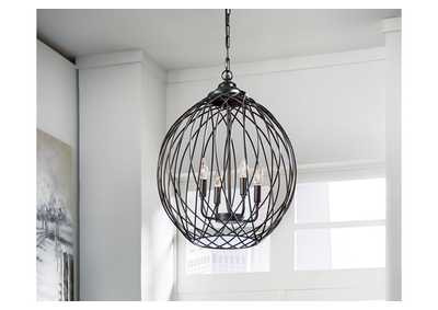 Image for Maalik Brown Pendant Light