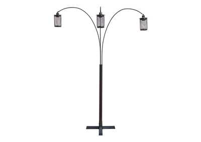 Maovesa Bronze Arc Floor Lamp