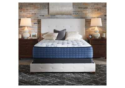 Mt Dana Firm Twin Mattress w/Foundation,Sierra Sleep by Ashley