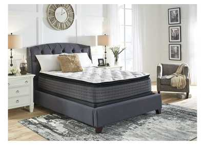 Limited Edition Pillowtop Twin Mattress w/Foundation,Sierra Sleep by Ashley