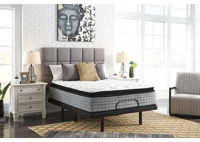 Mt Rogers Ltd Pillowtop California King Mattress w/Foundation,Sierra Sleep by Ashley