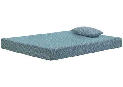 Image for iKidz Blue Full Mattress and Pillow