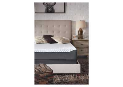 10 Inch Chime Elite Full Memory Foam Mattress in a box,Sierra Sleep by Ashley