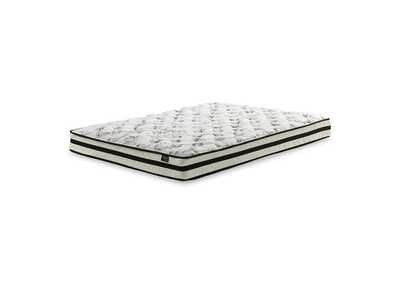 8 Inch Chime Innerspring Queen Mattress in a Box,Sierra Sleep by Ashley
