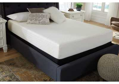 "Chime 10"" Memory Foam Twin Mattress,Sierra Sleep by Ashley"