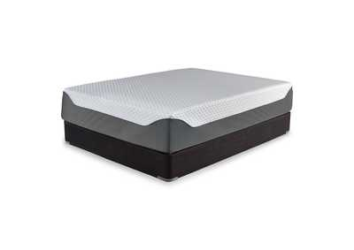 14 Inch Chime Elite Queen Memory Foam Mattress in a Box w/Foundation