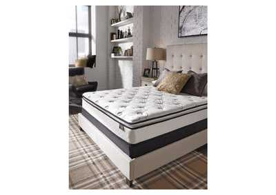 10 Inch Bonnell PT King Mattress,Sierra Sleep by Ashley