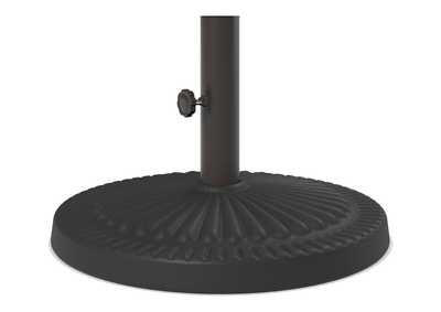 Image for Dark Brown Umbrella Base