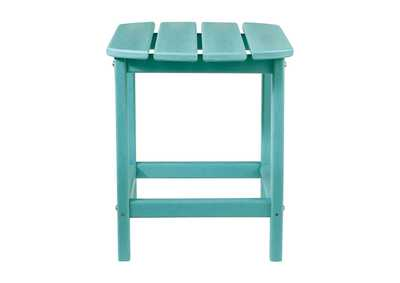 Image for Sundown Treasure Turquoise End Table