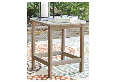 Sundown Treasure Brown End Table