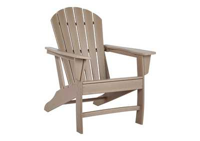 Image for Sundown Treasure Grayish Brown Adirondack Chair