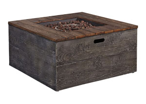 Image for Hatchlands Multi Low Square Fire Pit Table
