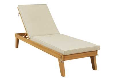 Image for Byron Bay Chaise Lounge with Cushion