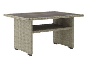 Image for Silent Brook Beige Rectangular Multi-Use Table