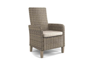 Beachcroft Beige Arm Chair With Cushion (2/CN)