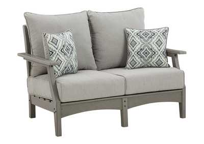 Image for Visola Outdoor Loveseat with Cushion