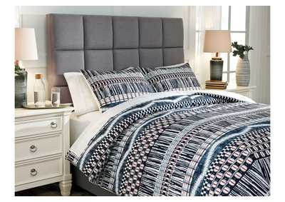 Image for Shilliam 3-Piece Queen Comforter Set