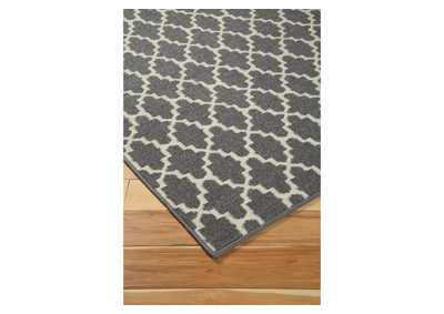Image for Nathanael Gray/Tan Large Rug