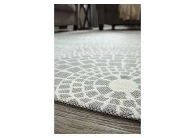 Jesimae Gray Medium Rug,Signature Design By Ashley