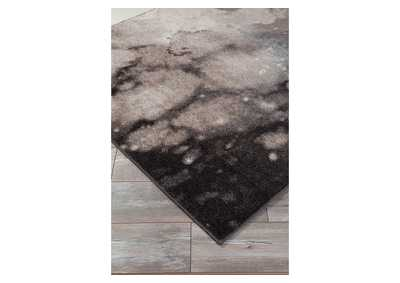 Joash Gray Large Rug