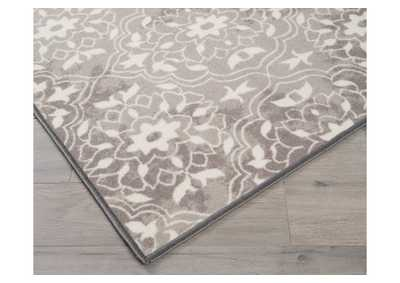 Image for Jerilyn Gray/White Medium Rug