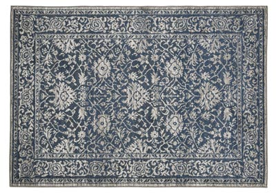 Image for Maxton Blue/Gray Large Rug