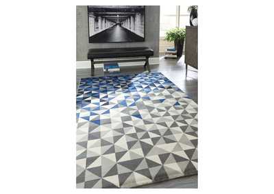 Juancho Multi Large Rug,Signature Design By Ashley