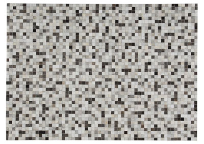 Harish Black/Tan Large Rug