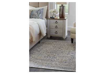 Hetty Multicolor Large Rug