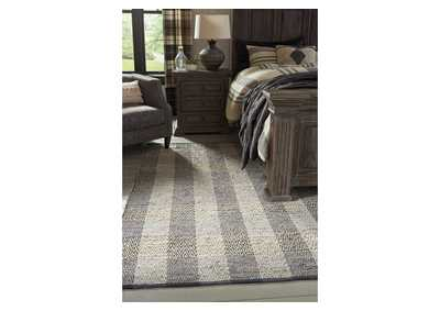 Christoff Gray Medium Rug