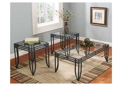 Exeter Occasional Table Set (Cocktail & 2 Ends),Direct To Consumer Express