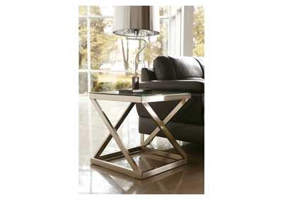 Coylin Square End Table,Direct To Consumer Express