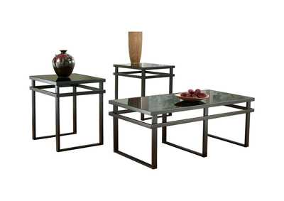 Laney Occasional Table Set (Cocktail & 2 Ends),Direct To Consumer Express