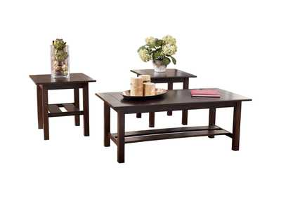 Lewis Occasional Table Set (Cocktail & 2 Ends),Direct To Consumer Express