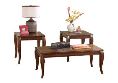 Mattie Occasional Table Set (Cocktail & 2 Ends),Direct To Consumer Express