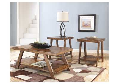 Bradley Table (Set of 3),Direct To Consumer Express