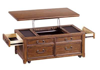 Woodboro Lift Top Cocktail Table,Direct To Consumer Express