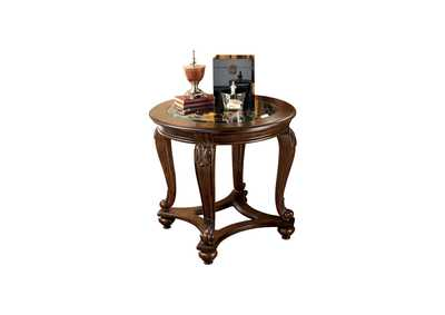 Image for Norcastle Round End Table