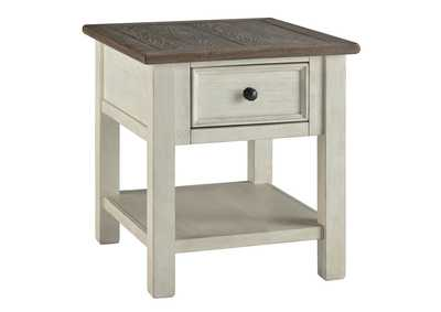 Image for Bolanburg Two-tone Rectangular End Table