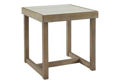 Image for Challene End Table