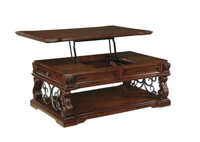 Alymere Lift Top Cocktail Table,Direct To Consumer Express