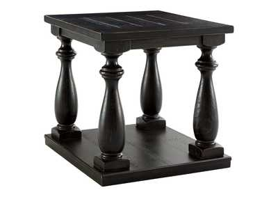 Image for Mallacar Rectangular End Table