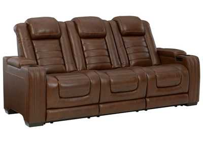 Image for Backtrack Power Reclining Sofa